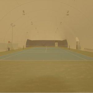 Şişme Tenis Kortu - Air Domes Tennis Court