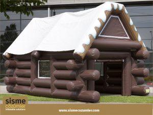 Şişme Ev Çadırı