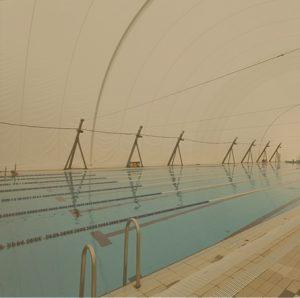 Şişme Havuz - Air Domes Pool