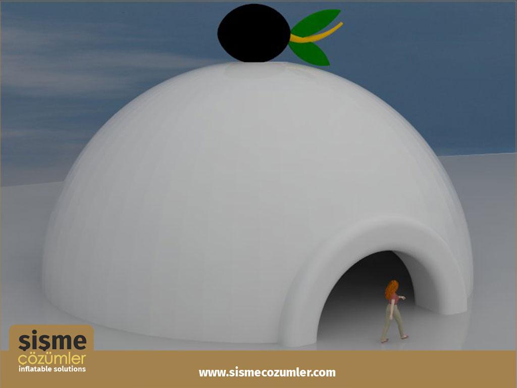 Şişme İgloo Çadır