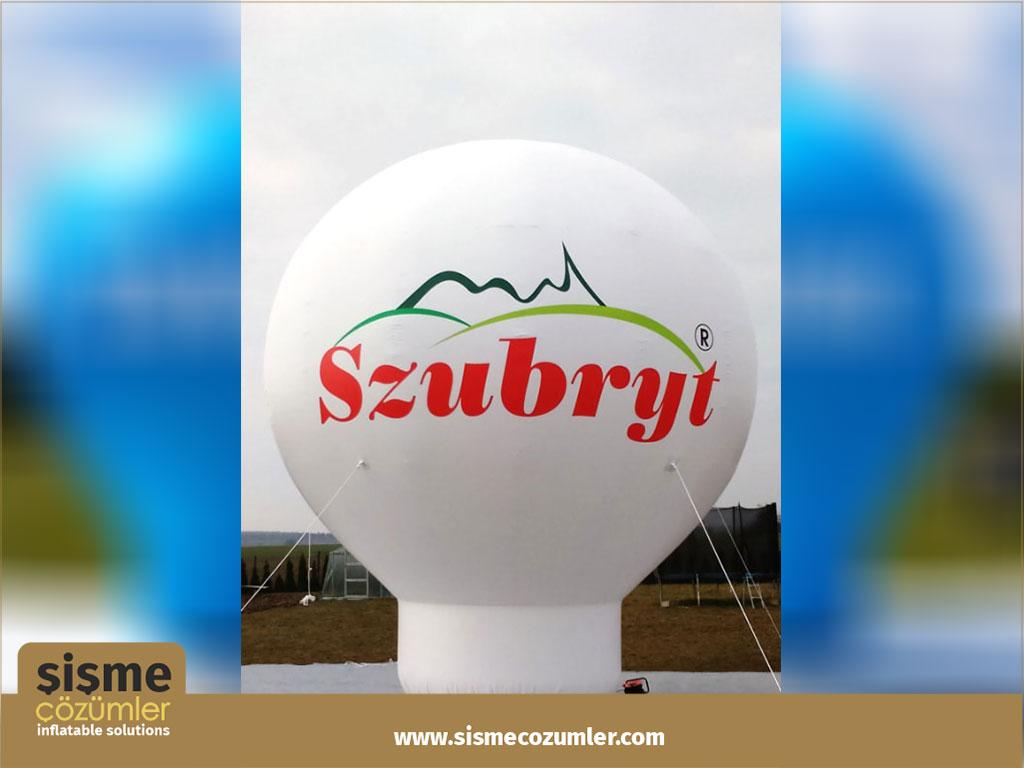 Şişme Reklam Balonu