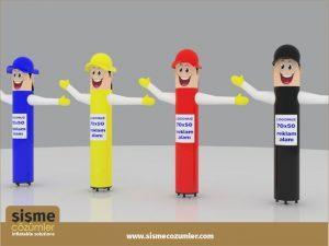 Gel Gel Reklam Balonları 3
