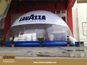 Şişme Dome Çadır