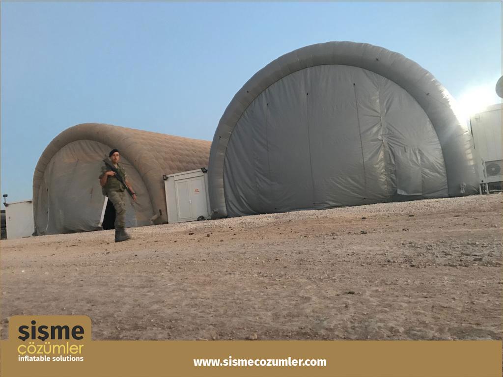 Şişme Hangar Çadır 2