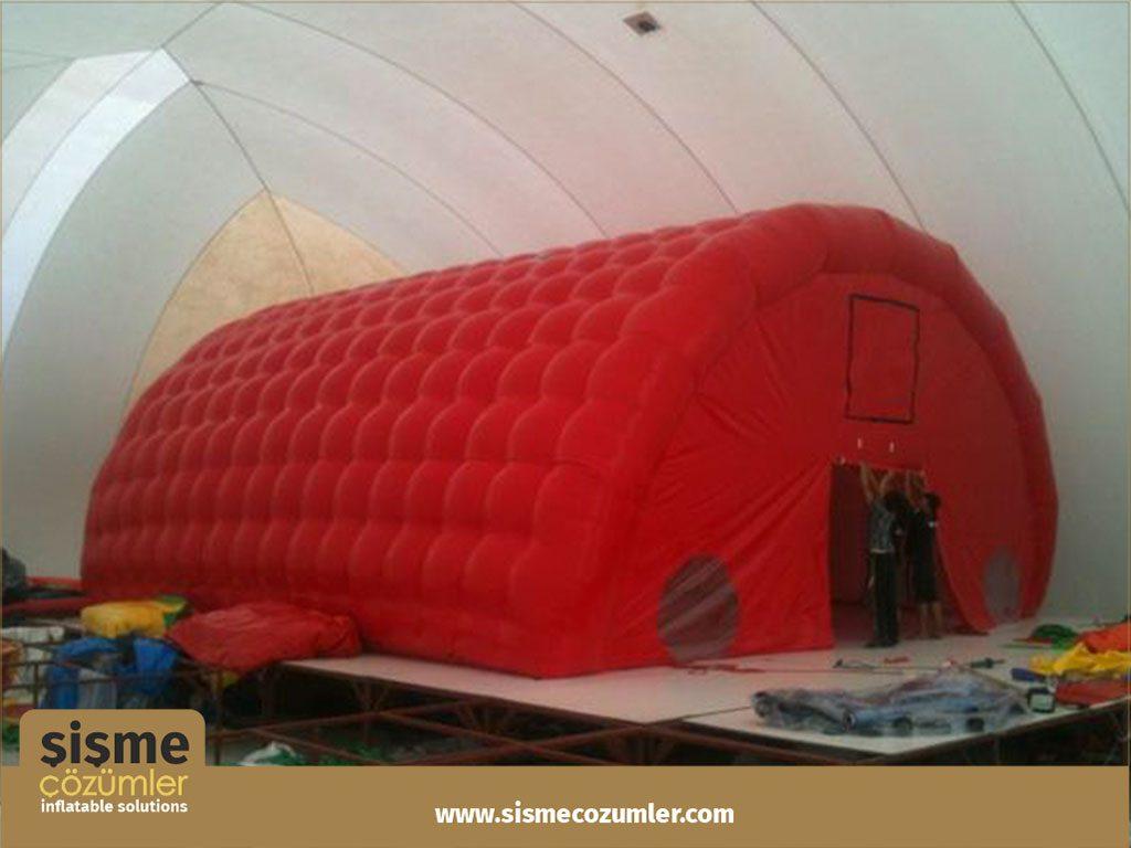 Şişme Hangar Çadır 1