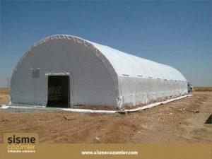 Şişme Hangar Çadır 4