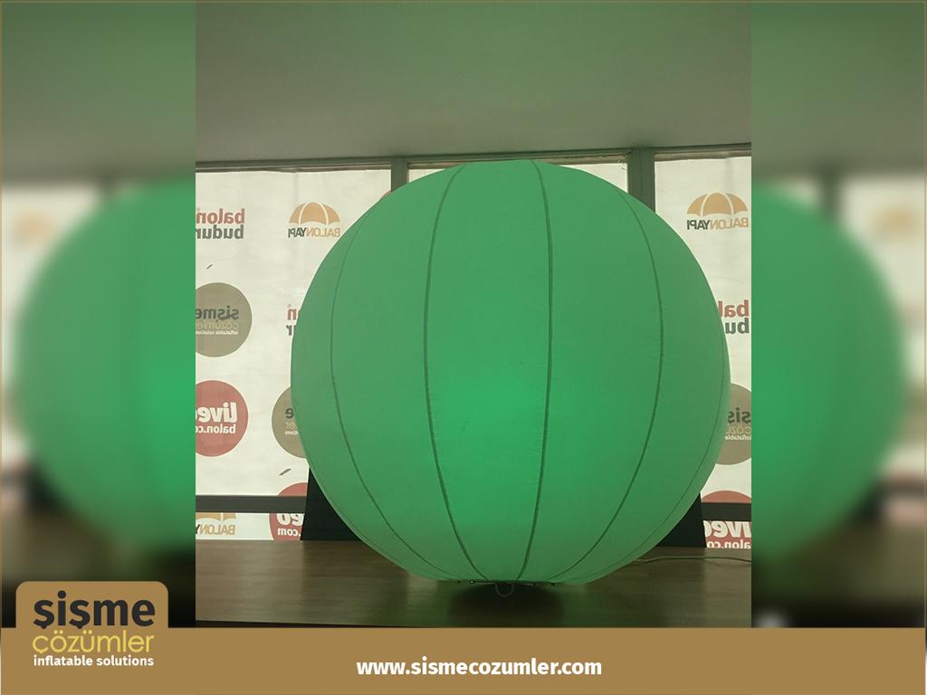 Şişme Ledli Balon
