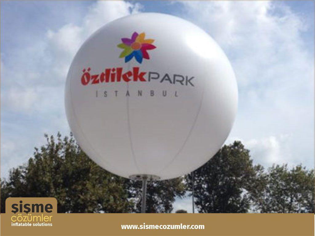 Şişme Reklam Balonu 12