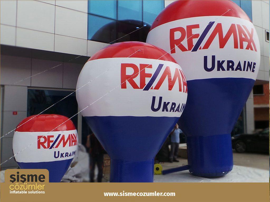 Şişme Reklam Balonu 5