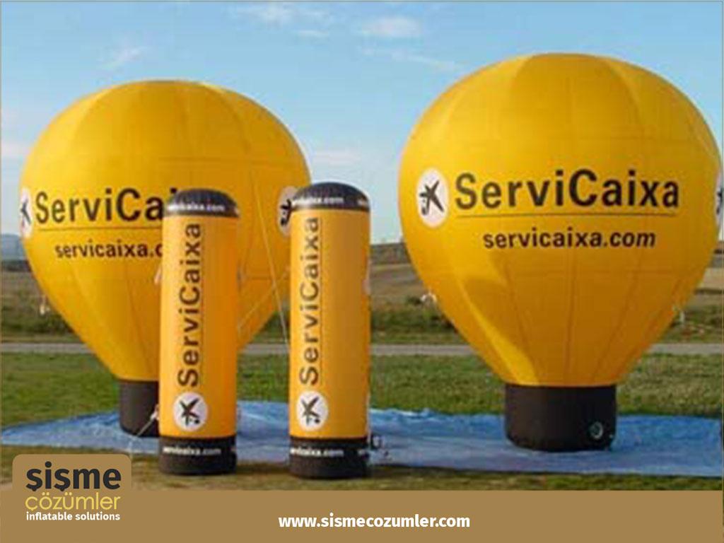Şişme Reklam Balonu 6