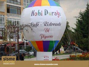 Şişme Reklam Balonu 7