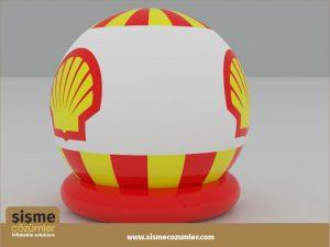 Şişme Reklam Balonu Shell
