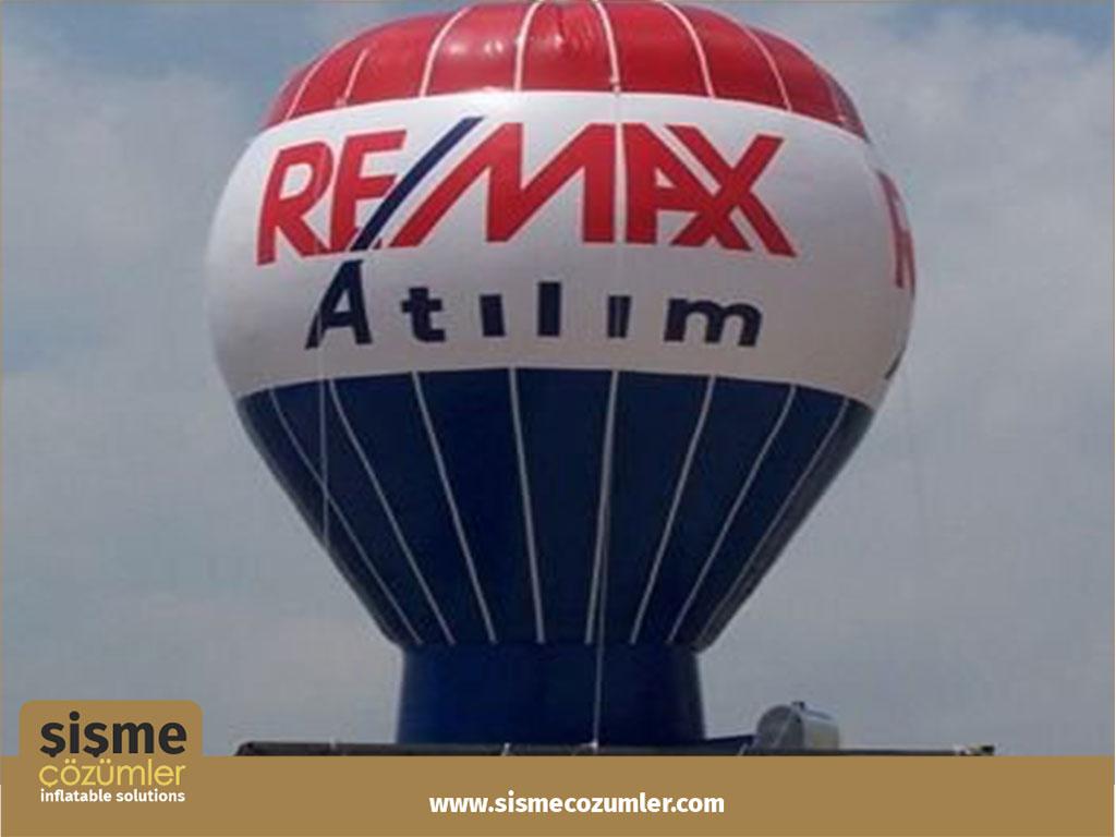 Şişme Reklam Balonu 8