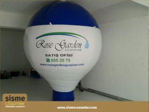 Şişme Reklam Balonu 9