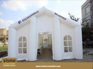 Şişme Taziye Çadırı 7