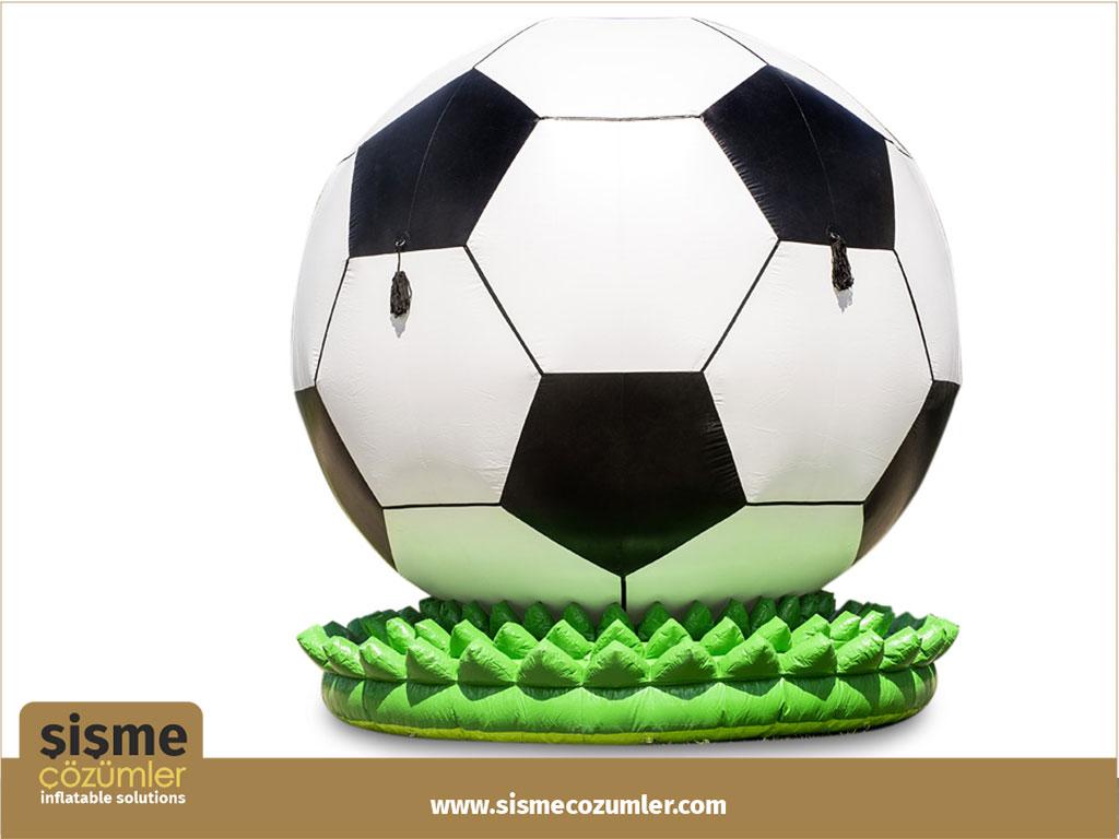 Şişme Futbol Topu